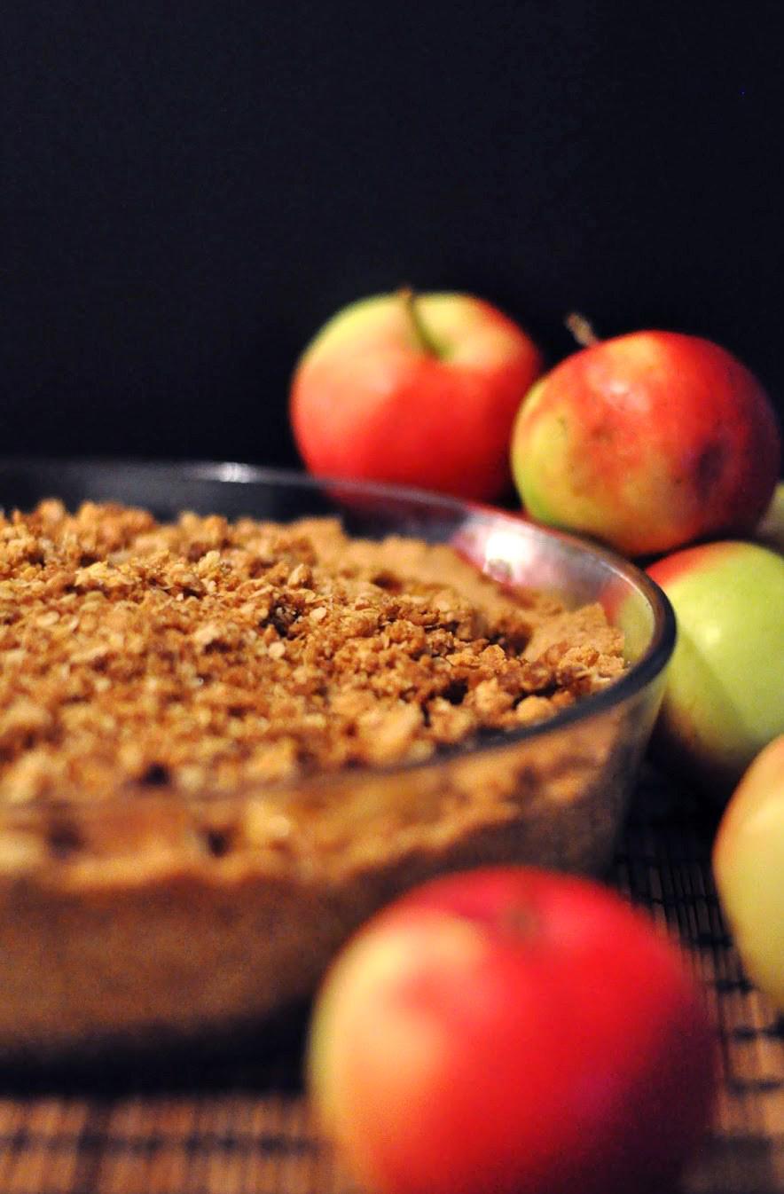 kinuski-omenapiirakka