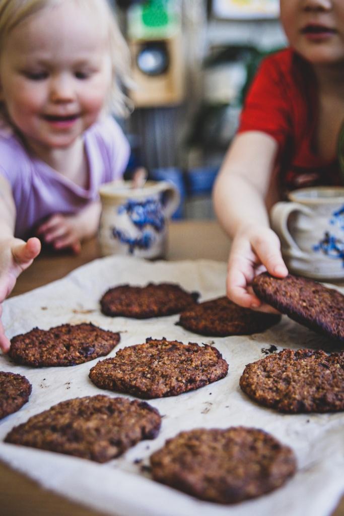 Vegaaninen ketocookie, vegaaninen ketokeksi