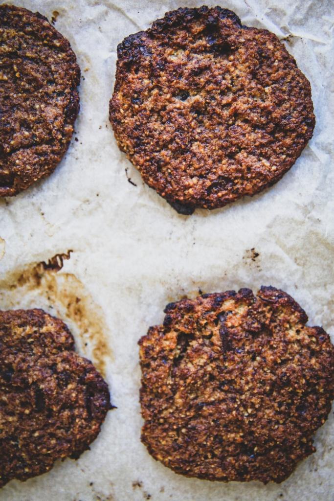 Vegaaninen ketokeksi, vegaaninen ketocookie
